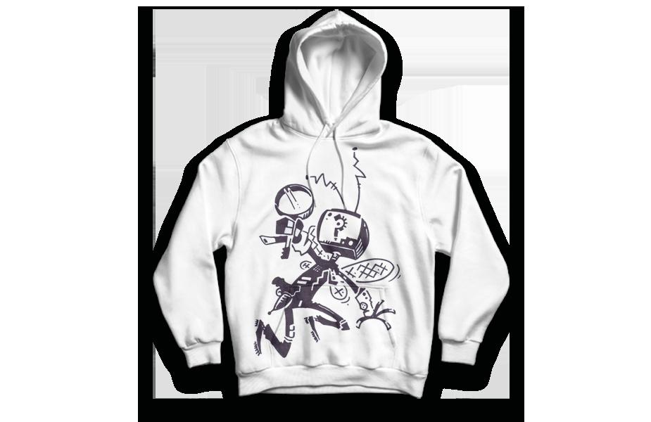 Hoodie – Bee