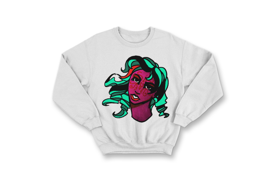 Sweater – Medusa
