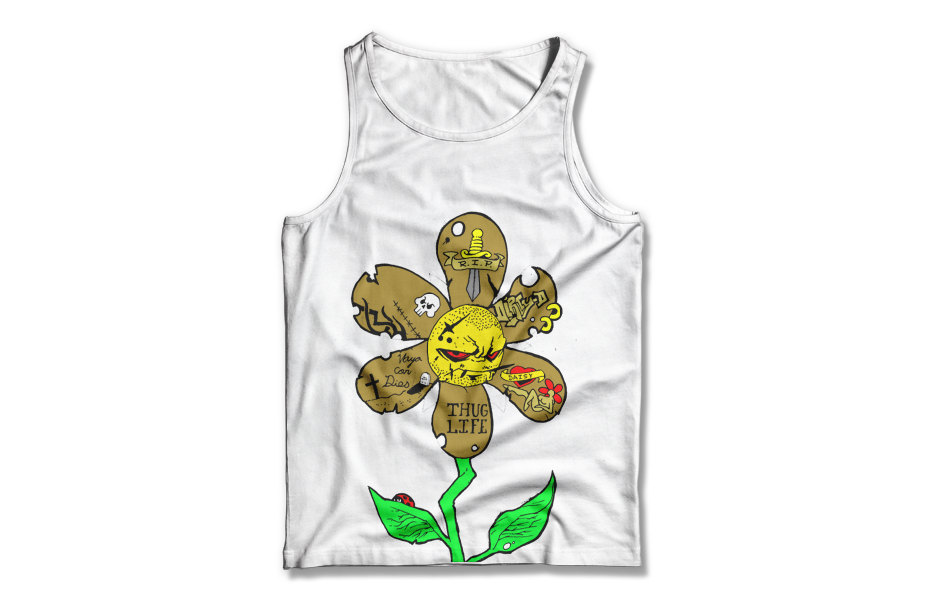 Tank Top – Thug Flower