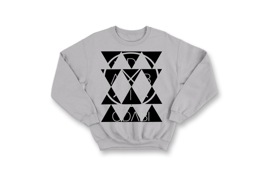 Crew Neck Sweater – Pick Up The Pieces
