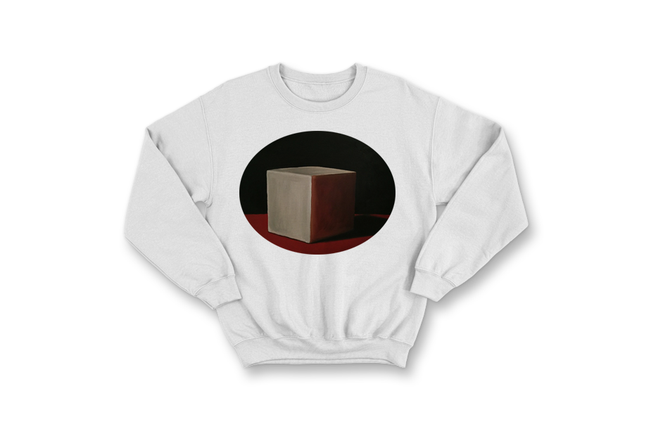 Crew Neck Sweater – Cubed