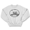 Crew Neck Sweater – Hey There Little Fella