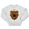 Crew Neck Sweater – Bear