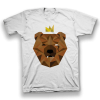 Crew Neck Tee Shirt – Bear