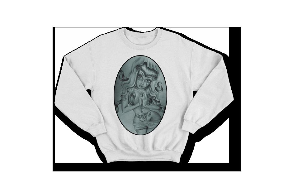 Crew Neck Sweater – Please