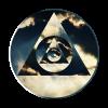 Odabi Tron – Back of Shirt – Graphic