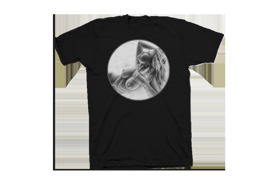 Seductress – Front of Shirt